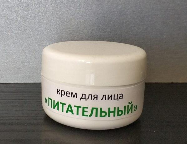Фото. Крем для лица питательный Украина