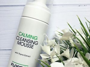 CALMING CLEANSING MOUSSE FLODELiS купить Украина