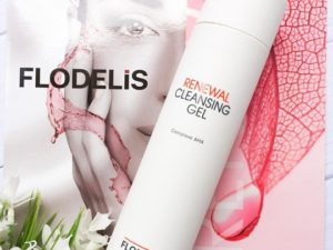 FLODELiS RENEWAL CLEANSING GEL купить Украина